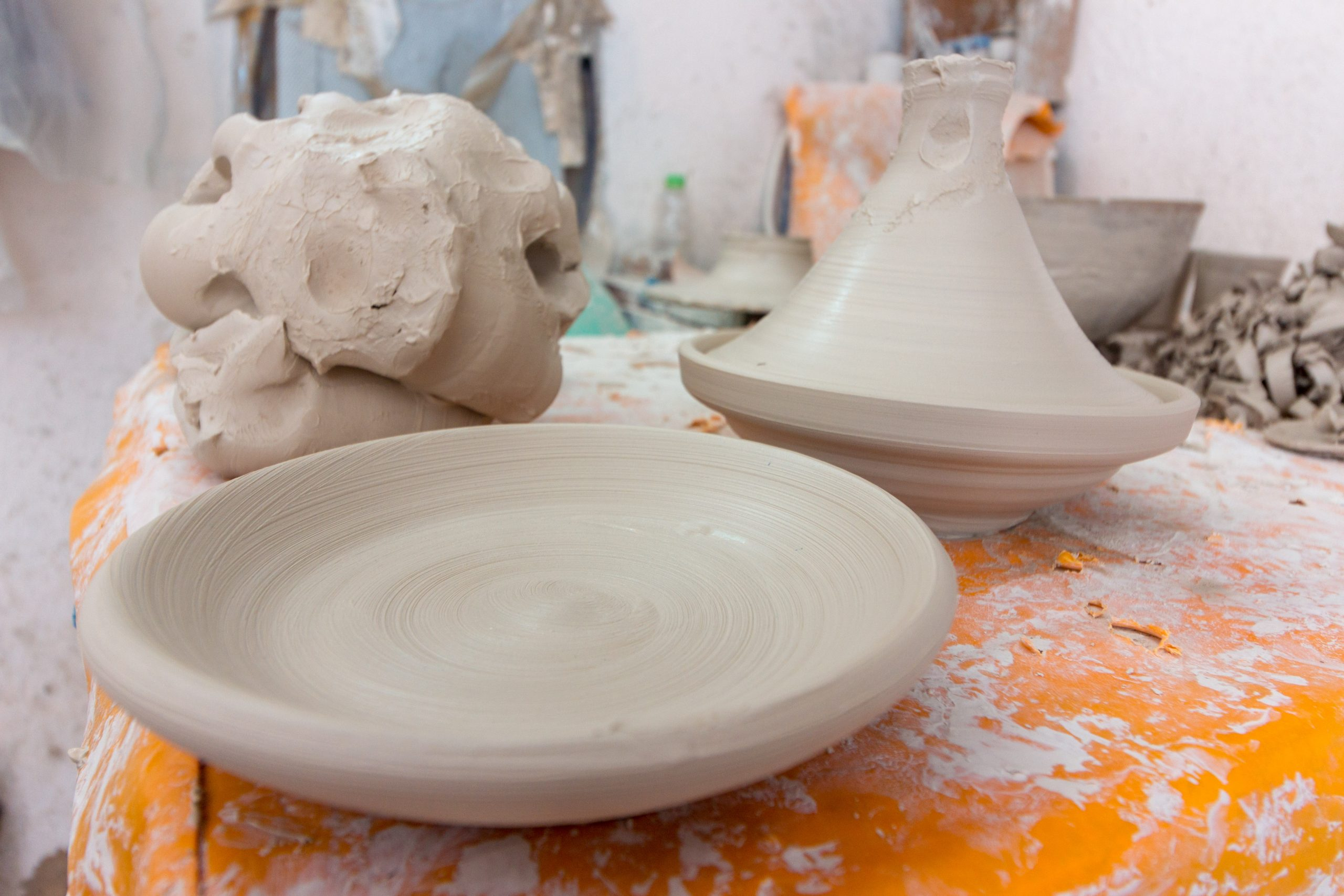 gallery image for Private Pottery Workshop Marrakech