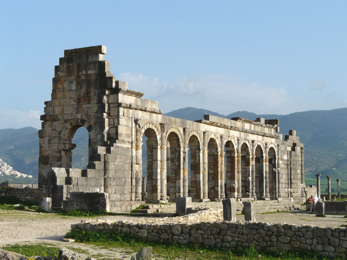gallery image for 1 Day Shared Trip Volubilis From Fes