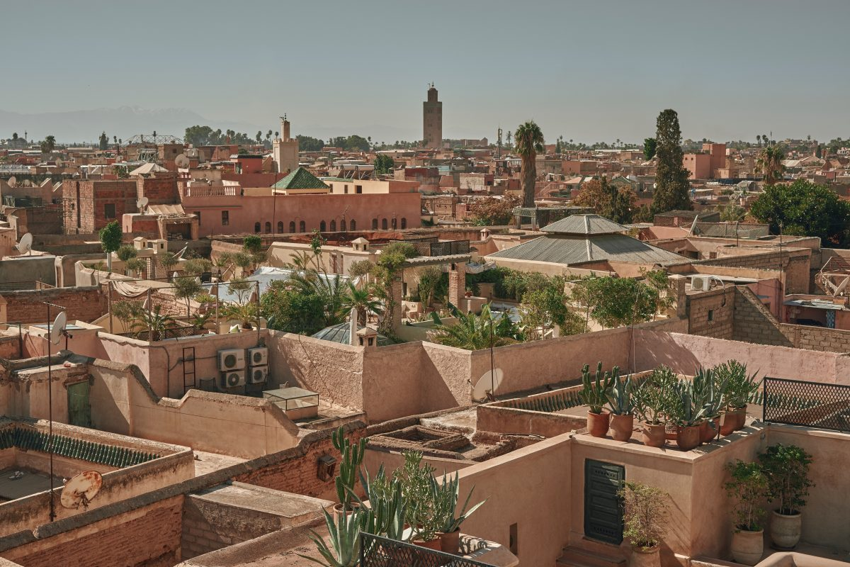 gallery image for Private Guided Walking Tour Marrakech
