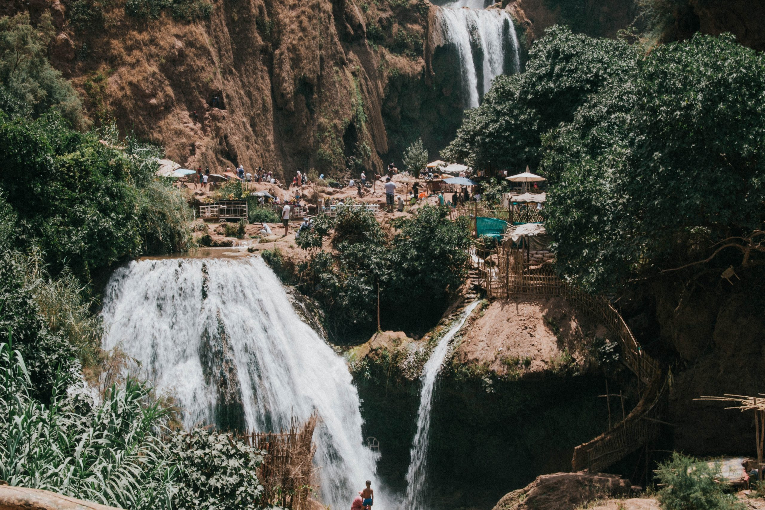 gallery image for 1 Day Private Trip Ouzoud Waterfalls From Marrakech