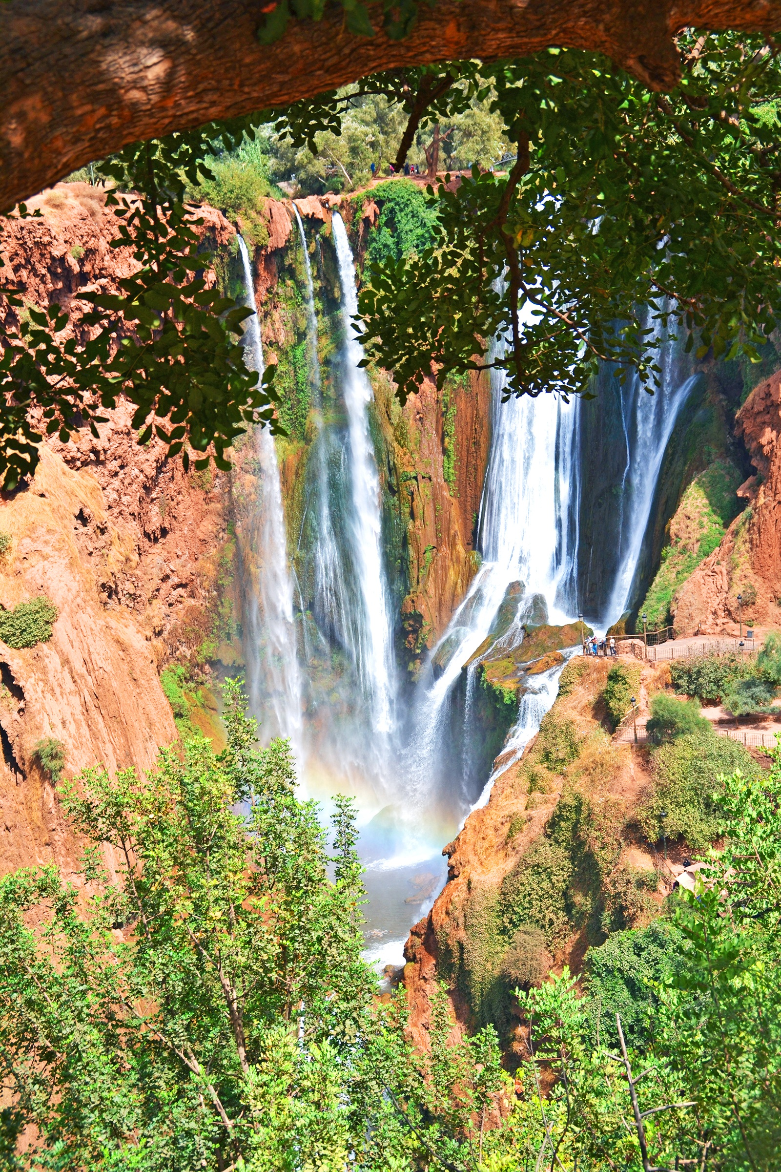 gallery image for 1 Day Shared Trip Ouzoud Waterfalls From Marrakech