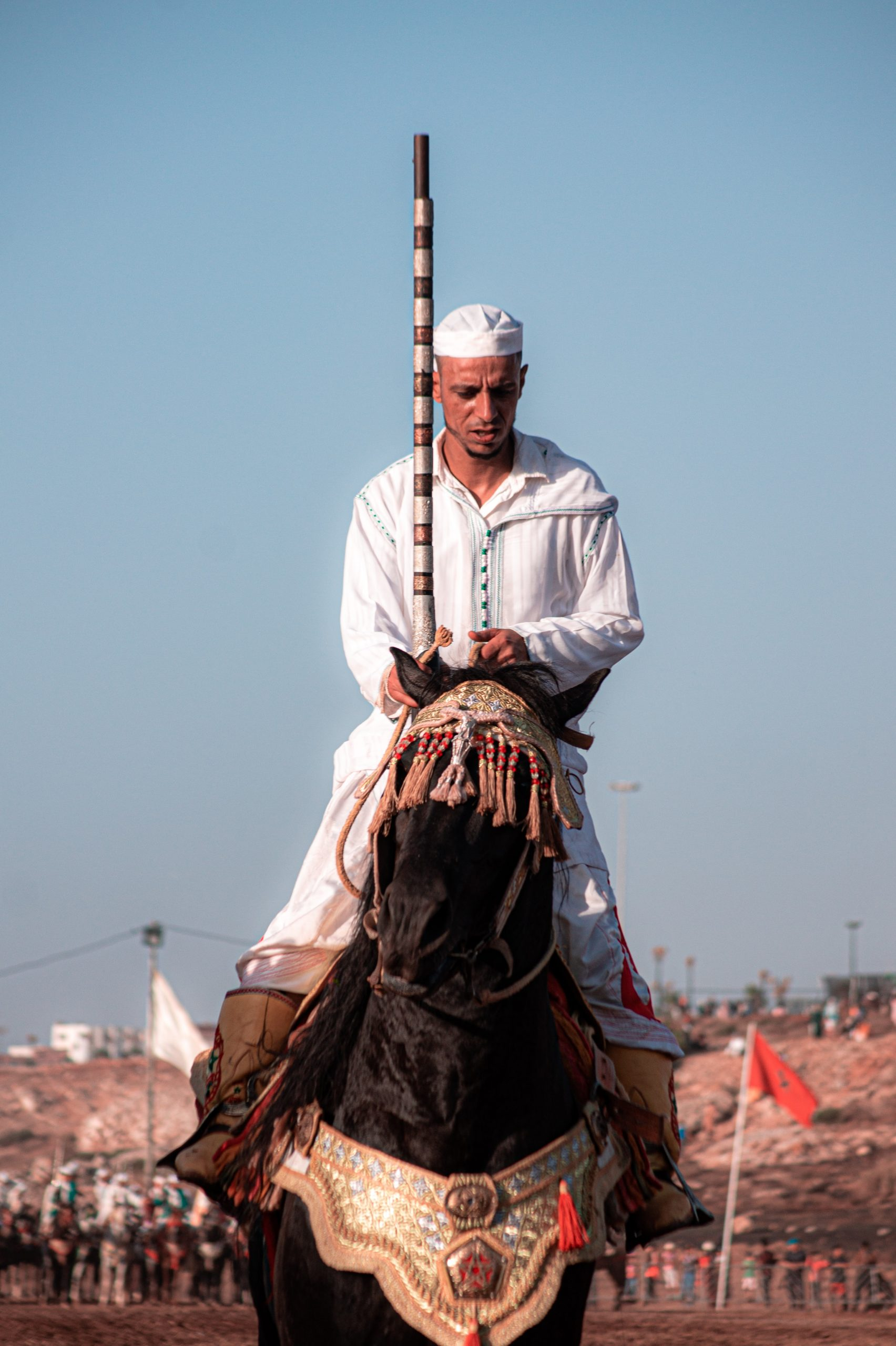 gallery image for Fantasia Traditional Show Marrakech